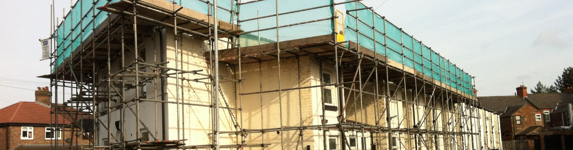 An example of our scaffolding